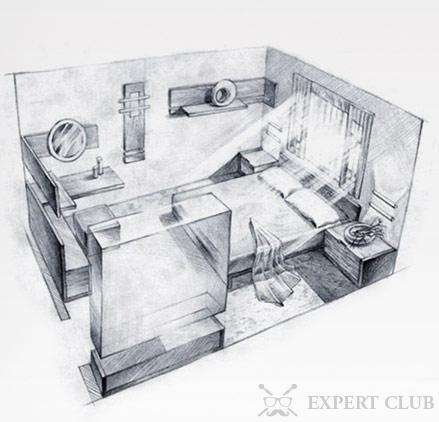 Спальня в коричневых тонах: фото и видео