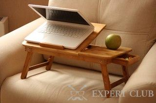 Нестандартные способы использования столиков