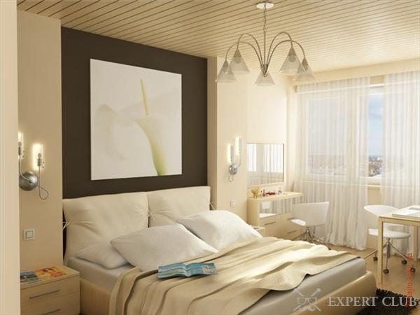 интерьер спальни в хрущевке экономим квадратные метры