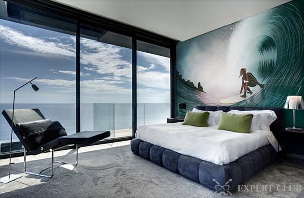 Beach theme bedroom pictures