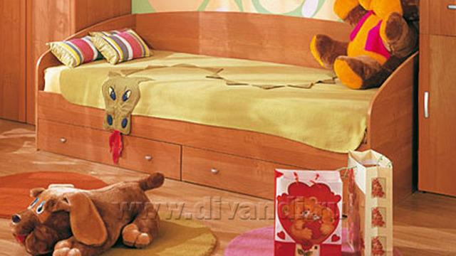 Односпальная кровать из дсп своими руками чертежи и размеры 88