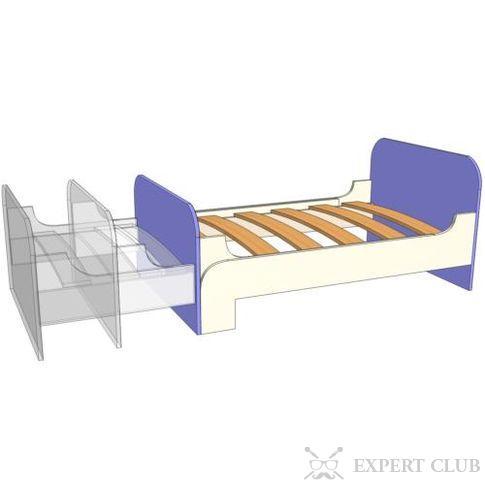 Принцип действия раздвижной кровати для детей