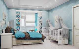 Спальня родителей: совмещаем спальню и детскую