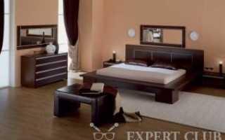 Как расставить мебель в спальне с учетом интерьера