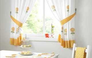 Короткие шторы в интерьере –необычный способ украсить комнаты