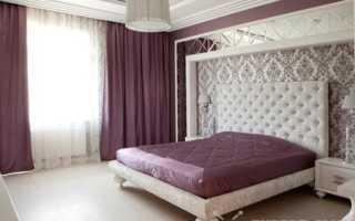 Кровать с кожаным изголовьем: красота в вашей спальне