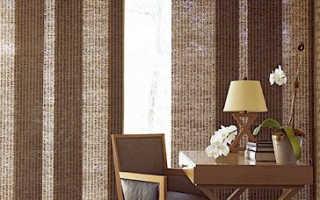 Японские панельные шторы: отзывы и инструкция