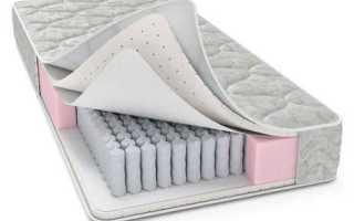 Выбираем односпальный ортопедический матрас для кровати