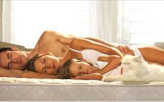 Спальные матрасы: виды и особенности