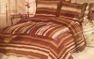 Покрывала для спальни на кровати и подушки