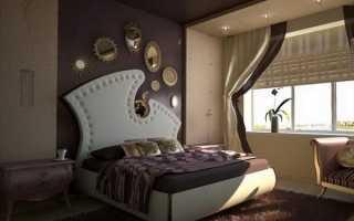 Спальня в стиле Арт-Деко: искусство декорирования спальной комнаты