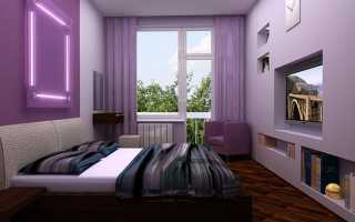 Практические советы: как красиво поклеить обои в спальне