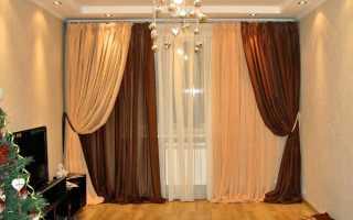 Двойные шторы – необходимость или прихоть дизайнера?