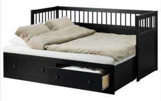 Раздвижная кровать: для детей и взрослых