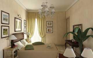 Идеальная планировка спальни