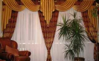 Как сшить шторы с ламбрекенами: ответы на вопросы