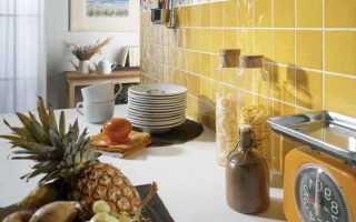 Стены на кухне, что выбрать для отделки и ремонта