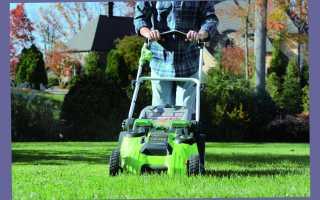 Преимущества садовой техники Greenworks