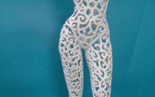 Что напечатать на 3D-принтере?