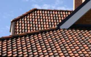 Преимущества и недостатки глиняных черепичных крыш