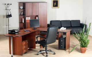 Выбор мебели для персонала в офис