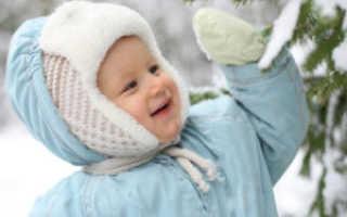 7 советов, как защитить кожу вашего ребенка всю зиму