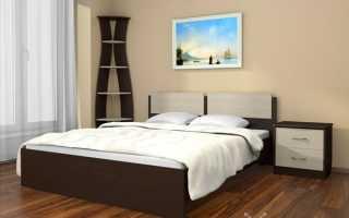Кровать из ДСП: как сделать самому