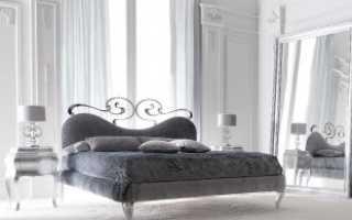 Металлическая кровать – пережиток прошлого или стильный предмет интерьера?