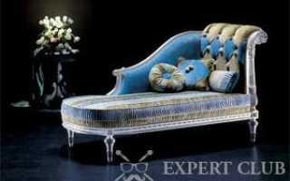 Кушетка-кровать: многофункциональный элемент спальни
