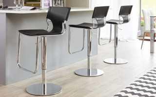 Преимущества барных стульев