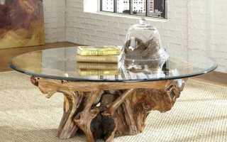 Использование стекла при производстве мебели на заказ