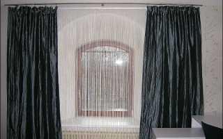 Ночные шторы. Особенности применения, выбор, самостоятельное изготовление