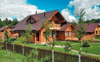 (Русский) Загородная недвижимость