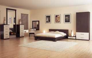 (Русский) Правила выбора мебели для спальни