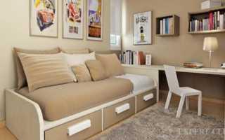 Диваны в спальню — удачные заменители кроватей