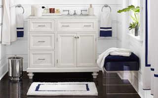 Натуральные коврики для ванной – лучший выбор