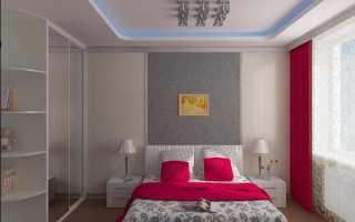 Спальня в хрущевке – сложности ремонта