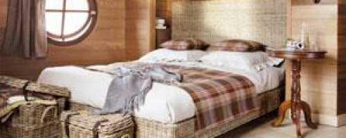 Уютная спальня своими руками