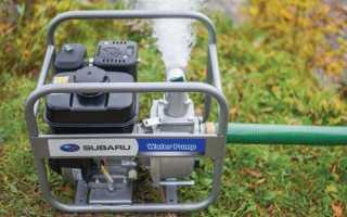 Советы по выбору правильного водяного насоса