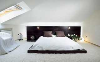 Спальня в стиле минимализм — решение для современной квартиры