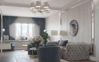 5 популярных стилей интерьера дома в 2020 году