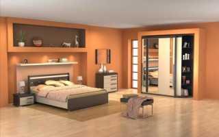 Модульная мебель для спальни: альтернативное мнение