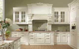 Стили оформления кухонного интерьера
