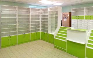 Мебель из ДСП для торгового зала – как выбрать