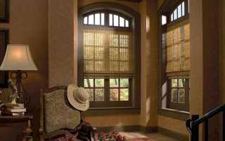 Шторы из бамбука — Азия в Вашем доме