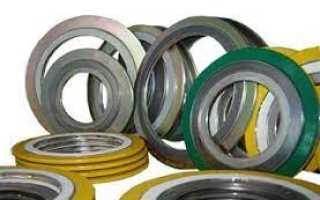 Спирально -навитые прокладки — сферы и особенности применения