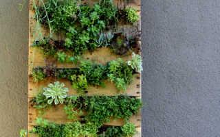 15 творческих применений для деревянных поддонов