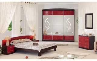 Спальные гарнитуры для маленьких и больших спален