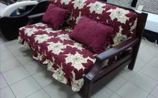 Прочная кровать на металлокаркасе