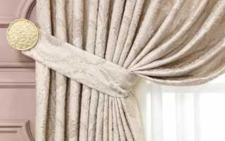 Как выбрать портьерные ткани для штор
